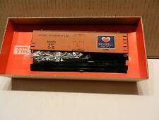 Train Miniature Ho Vintage Nib Kit Morrell Meats Wool Reefer