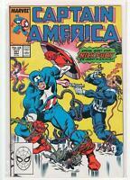 CAPTAIN AMERICA #351 Nick Fury Scourge 9.4