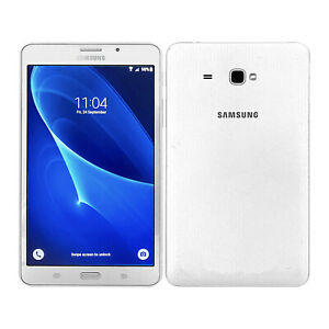 Samsung Galaxy Tab A Wi-Fi T285 7.0 inch Android Tablet Wi-Fi 8GB White 3G 4G UK