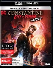Constantine - City of Demons (4K/UHD + Blu-ray, 2018, 2-Disc Set)