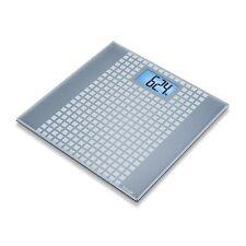 Beurer GS 206 Squares Bilancia in Vetro Vetro Bilancia Pesapersone Vetro Edizione