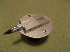 Built 1/100: American AVRO 606A Prototype Flying Saucer Aircraft USAF