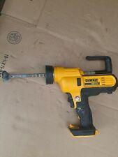 Lot Of 2 DeWALT DE560B 20V 10-Oz Cordless Adhesive Gun - PARTS or REPAIR