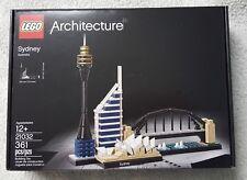 SEALED Sydney LEGO Architecture 2017 #21032 361 Pieces