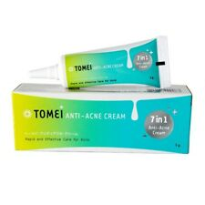 Tomei Anti-Acne Cream Reduce Oil & Clogging Pores & Scars 7 in 1 Anti Acne - 5g