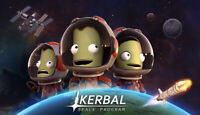 Kerbal Space Program Steam Key (PC/MAC/LINUX) - Region Free/Worldwide -