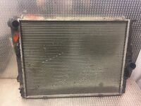 BMW ENGINE COOLING RADIATOR 1 3 Series E81 E87 E90 E91 PETROL OEM 7522934