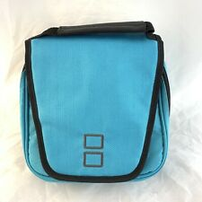 Nintendo DS Carrying Case - Blue with Strap Travel Case