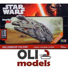 1/72 STAR WARS Han Solo's MILLENNIUM FALCON - Revell SnapTite Max 85-1822