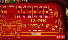 Craps Betting  System/ Craps strategy for Don't Pass Line/ Win at Craps/.