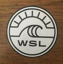 Wsl Surf Sticker