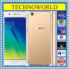 UNLOCKED OPPO A57 GOLD+4G+USE TELSTRA/ALDI/BOOST/LYCA/OPTUS/VODAFONE/VIRGIN/OVO