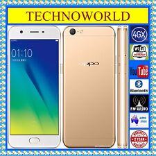 """TELSTRA OPPO A57 CPH1701 GOLD+4G/4GX+32GB/3GB RAM+5.2"""" OCTA-CORE+SELFIE EXPERT"""