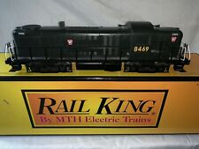 MTH RAILKING PENNSYLVANIA RS-3 DIESEL ENGINE NON-POWERED LNBOX DUMMY FOR LIONEL