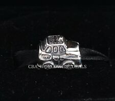 NEW Authentic PANDORA Sterling Silver Yellow Enamel Taxi Cab Charm 791221