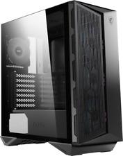 MSI MPG Gungnir 110M MIDI Tower Gaming Gehäuse, Echtglas Seitenfenster