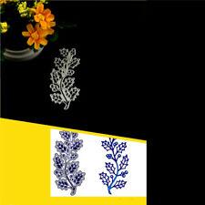 High Quality Leaf Patten Stencil Cutting Dies Hands-on Scrapbooking Album   I