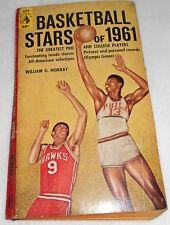 Basketball Stars of 1961, Wilt Chamberlain cover, by William G. Mokray