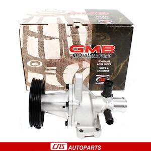 GMB Water Pump Fits 2012-2015 Chevrolet Spark 1.2L L4 DOHC