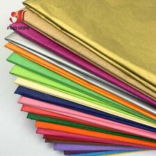 10PCS WHOLESALE SHEETS ACID FREE TISSUE PAPER 50*35CM/50*75cm WRAPPING PAPER