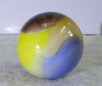 #11433m Vintage Vitro Agate Shooter Marble .92 Inches *Mint*