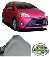 Car Cover Suits Toyota Yaris & Prius Hatchback up to 4.06m Weathertec Ultra Soft