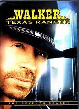 Walker, Texas Ranger: The Seventh Season (DVD, 2010, 5-Disc Set) (C3)