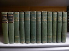 Complete Works O. Henry Authorized Edition 12 Volume Set - 1917