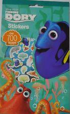 *DISNEY*FINDING DORY 700 STICKERS Birthday Gift Holiday Fun Activity School