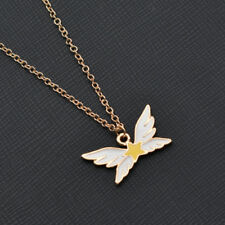 1pc Anime Cardcaptor Sakura Charm Necklace Gold Chain Women Pendant Jewelry