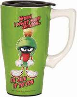 SPOONTIQUES 12612 MARVIN TRAVEL MUG