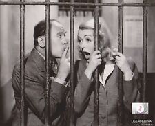 TOPPER TAKES A TRIP ROLAND YOUNG CONSTANCE BENNETT JAIL  LAB REPRODUCTION 5 X 7
