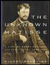 Hilary Spurling. The Unknow MATISSE. University of California Press, 1998. E.O.