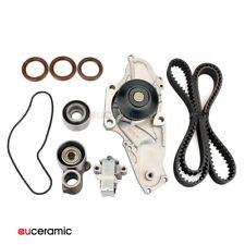 Timing Belt Tensioner Kit Water Pump for 98-02 Honda Accord Acura CL J30A1 J32A