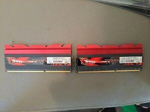 G.Skill F3-2400C10D-16GTX - GSKILL 16GB DDR3 2400 D/KIT Trident X (2x8)