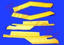 Série Décalcomanies Kit Autocollant Réservoir Aprilia Tuareg 50 AE de 1986 Bleu