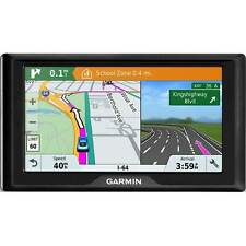 "Garmin - Drive 61 LM 6.1"" GPS with Lifetime Map Updates - Black"