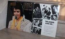 LP  elvis presley /a canadian tribute (yellow album)