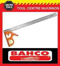 "BAHCO CS400 16"" / 400mm COMBINATION SQUARE WITH SCRIBER"