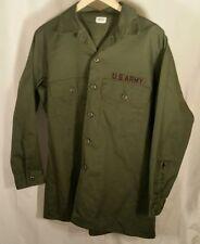 US Army Shirt 8405-00-815-0237, size 16.5 x 32
