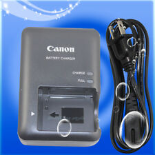 Genuine Original Canon CB-2LCE Charger for NB-10L PowerShot G1 X G16 G15 SX50