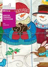 Winter Friends Anita Goodesign Embroidery Machine Design CD 132AGHD