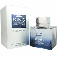 King of Seduction for Men by Antonio Banderas 3.4 oz Eau De Toilette Spray