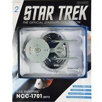 Star Trek Starships Collection USS Enterprise NCC 1701 (2271) Model Eaglemoss #2