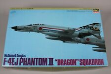 ZF028 Hasegawa 1/48 Modellino P2X:2500 Mcdonnel Douglas F-4EJ Phantom II Drago