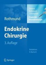 Praxis der Viszeralchirurgie von Matthias Rothmund (2012, Gebundene Ausgabe)