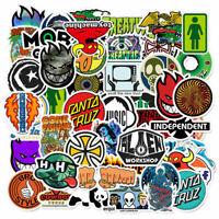 50Pcs Sticker Pack Bomb Vinyl Graffiti Decals Dope Skateboard Luggage Laptop Lot
