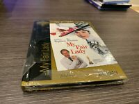 My Fair Lady DVD+Libro Audrey Hepburn Rex Harrison Sigillata Nuova Sealed