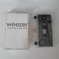 WEEZER UNDONE THE SWEATER SONG CASSETTE TAPE SINGLE GEFFEN 1994