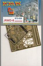 Part 1/72 RWD-6 Upgrade Set NEW